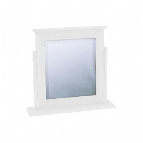 Corona White Wash single mirror